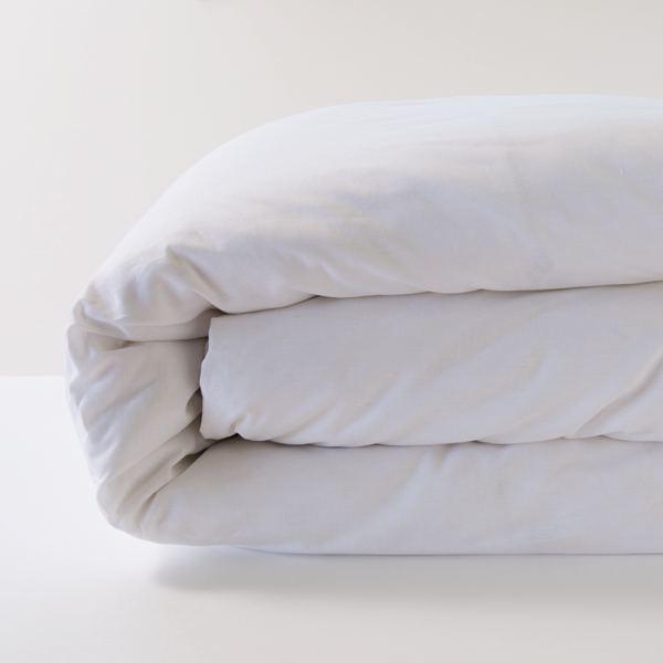 housses de couette 100 lin housse de couette blanche. Black Bedroom Furniture Sets. Home Design Ideas